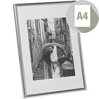 Fast Frame Silver A4 Photo Album Company