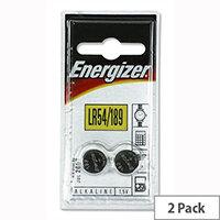 Energiser Speciality Alkaline 1.5 Volt Batteries - Suitable For Most Digital Cameras, Calculators and Car Alarms