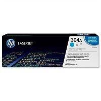HP 304A Cyan LaserJet Toner Cartridge CC531A
