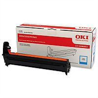 OKI 44064011 Image Drum Cyan for C801 C810/830