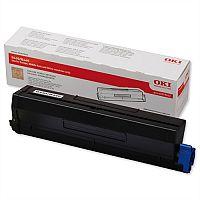 Oki 43979202 Black High Capacity Laser Toner Cartridge