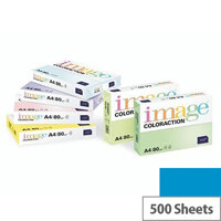 Image Coloraction Stockholm Deep Blue A4 Paper 80gsm Pack of 500