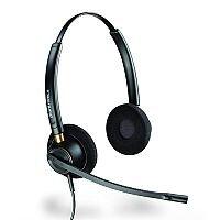 Plantronics EncorePro HW520 Headset Binaural Noise-Cancelling 89434-02