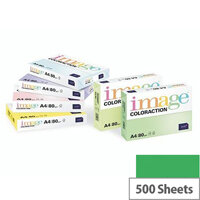 Image Coloraction Dublin Deep Green A4 Paper A4 80gsm Pack of 500
