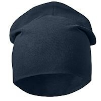 Snickers 9014 AllroundWork Cotton Beanie Size One-size Navy