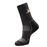 Snickers 9206 RuffWork 2-pack Cordura Wool Socks Size 37-40