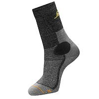 Snickers 9215 AllroundWork 37.5 Wool Mid Socks Size 37-40