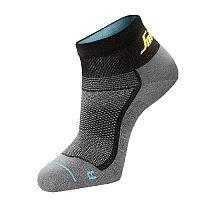 Snickers 9218 LiteWork 37.5 Low Socks Size 37-40