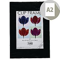 A2 Clip Frame Plastic Fronted for Wall-mounting 5 Star