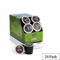 Green Mountain Coffee Fair Trade Certified Colombian Fair Trade Select Pack 24 K-Cup Pods for Keurig