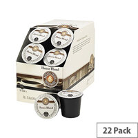 Barista Prima Coffeehouse House Blend Pack 22 K-Cup pods for Keurig