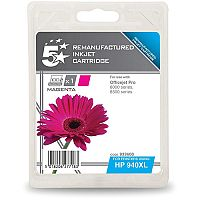 HP Compatible 940XL Magenta Inkjet Cartridge C4908AE 5 Star