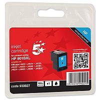 HP Compatible 901XL Black Inkjet Cartridge CC654AE 5 Star