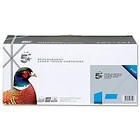 5 Star Compatible Laser Toner Cartridge Page Life 1800pp Cyan [HP No. 131A CF211A Alternative]