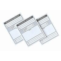 5 Star Office Telephone Message Pad 160pp 127x102mm  Pack 10