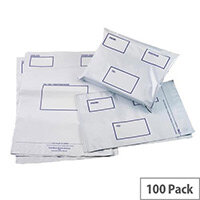 5 Star Elite DX Protective Envelopes Self-seal Waterproof 455x330mm (Box 100) White