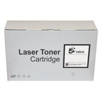 5 Star Value Remanufactured Laser Toner Cartridge Yield 8000 Pages Black Brother TN3280 Alternative