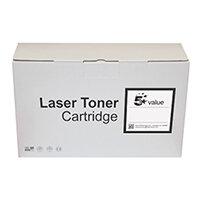 5 Star Value Remanufactured Laser Toner Cartridge Yield 2500 Pages Black Brother TN241BK Alternative Ref 940872