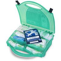 5 Star Facilities First Aid Kit BSI 1-10 Person