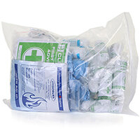 5 Star Facilities First Aid Kit BSI 1-50 Refill