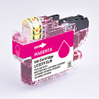 5 Star Value Remanufactured Inkjet Cartridge Page Life 1500pp HY Magenta [Brother LC3219XLM Alternative]