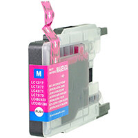 5 Star Value Remanufactured Inkjet Cartridge Page Life 1200pp HY Magenta [Brother LC1280XLM Alternative]