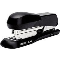 Rapid Classic Fullstrip Stapler K45 24-26/6 II Black