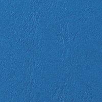 GBC LeatherGrain Binding Covers A4 Blue Pack of 100