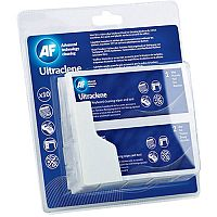 AF Ultraclene Duo Wet/Dry Keyboard Wipes Pk 10 AULT010