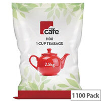 MyCafe Cup English Breakfast Tea Bags (1100 Pack) T0260