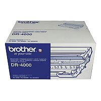 Brother DR-4000 Black Laser Drum Unit DR4000