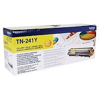 Brother TN-241Y Yellow Laser Toner Cartridge TN241Y
