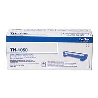 Brother TN-1050 Black Laser Toner Cartridge TN1050 - 1,000 pages approx - High quality Original Toner -  designed to deliver the best performance from your machine