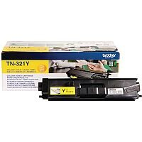 Brother TN-321Y Yellow Laser Toner Cartridge TN321Y