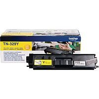 Brother TN-329Y Yellow Extra High Capacity Toner Cartridge TN329Y
