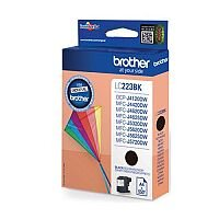 Brother LC223BK Black Inkjet Cartridge