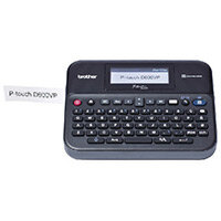 Brother P-Touch PT-D600VP Desktop Label Printer PTD600VPZU1