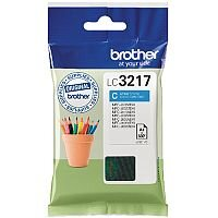 Brother Cyan Standard Yield Inkjet Cartridge LC3217C