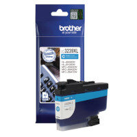 Brother LC3239XLC High Yield Cyan Inkjet Cartridge LC3239XLC