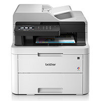 Brother MFC-L3730CDN Multifunctional LED Printer - Colour Printing and Scanning - 4 in 1: Print, Scan, Copy, Fax - Duplex, A4 2400x600dpi - Print Speed of 18ppm - 250 Sheet Paper Tray - USB Host - WARRANTY APPLIES