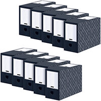 Bankers Box 150mm Transfer File Pack of 5 Buy 1 Get 1 Free 4483001
