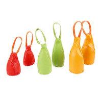 Balance Weights Pack Of 6 - Orange 1.5kg Green 1kg & Red 5kg