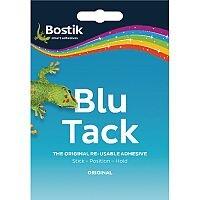 Bostik Blu-Tack Handy Pack 60gm 801103 Single