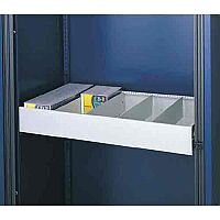 Bisley Clip On Shelf Dividers Pack of 3 BY31455