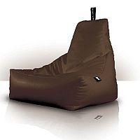 Mini Bean Bag Chair Brown