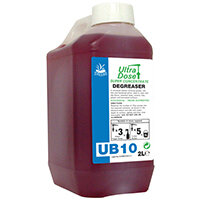 Clover UB10 Degreaser Concentrate 2 Litre 991