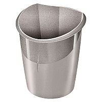 CEP Ellypse Xtra Strong Waste Tub 15 Litre Taupe (Pack of 1) 1003200201