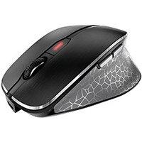 Cherry MW 8 Ergo Wireless RF/Bluetooth Mouse Black JW-8500