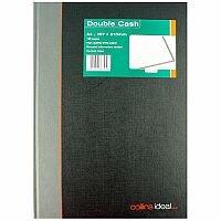 Collins Ideal Book A4 Double Cash 192 Pages 6424