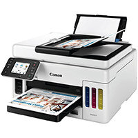 Canon Maxify GX6050 3in1 Refillable Ink Tank Inkjet Printer 4470C008